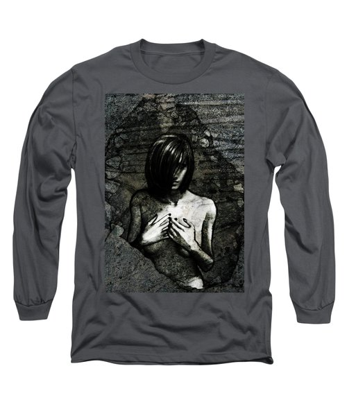 Secret Best Kept Long Sleeve T-Shirt
