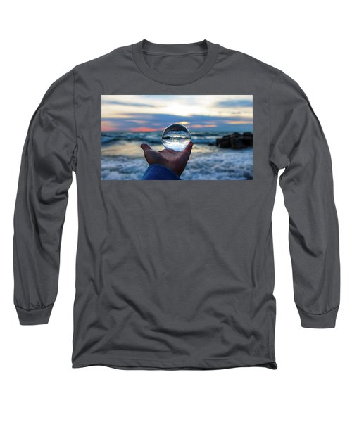 See Into The Future Long Sleeve T-Shirt