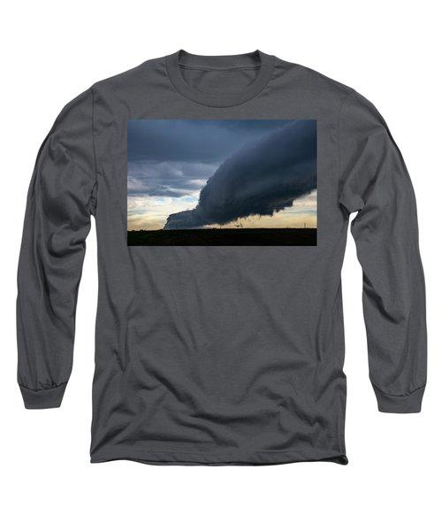 September Thunderstorms 003 Long Sleeve T-Shirt