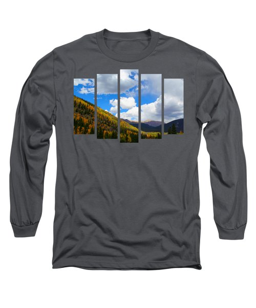 Set 5 Long Sleeve T-Shirt