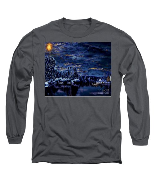 Silent Moments Long Sleeve T-Shirt