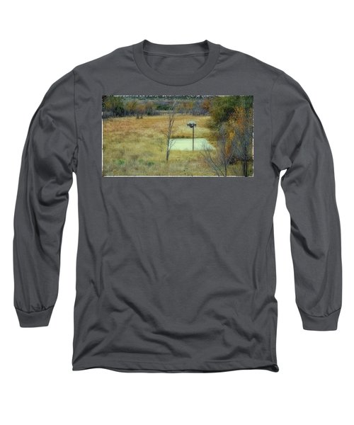 Silent Sounds From Long Ago Long Sleeve T-Shirt