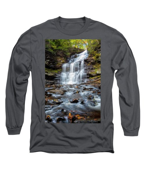 Silky Flow Long Sleeve T-Shirt