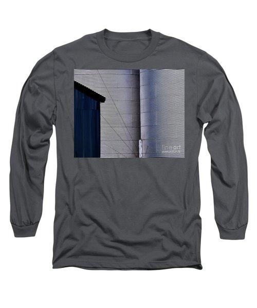 Silo Door Long Sleeve T-Shirt