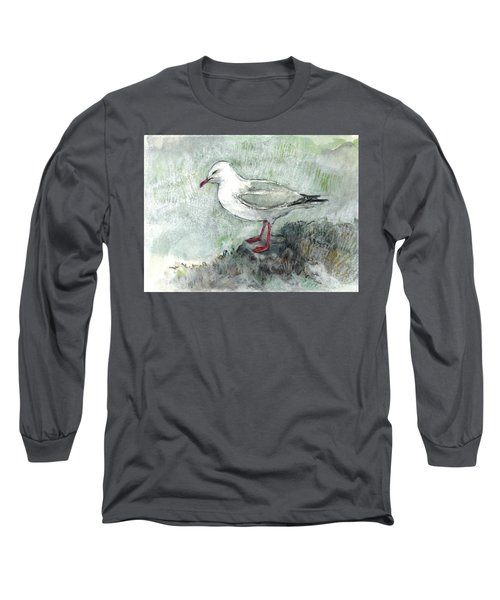 Silver Gull Long Sleeve T-Shirt