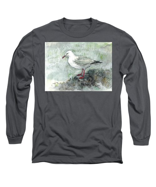 Silver Gull Long Sleeve T-Shirt