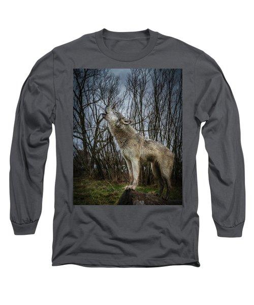 Singin Long Sleeve T-Shirt