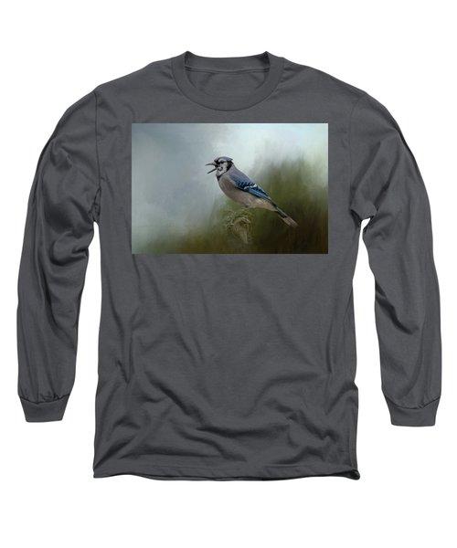 Singing The Blues Long Sleeve T-Shirt