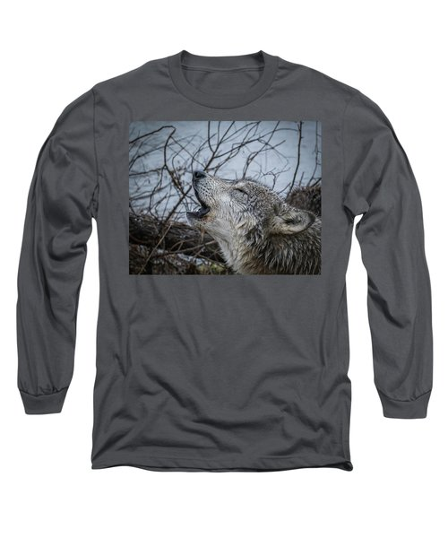 Singing The Song Of My People Long Sleeve T-Shirt