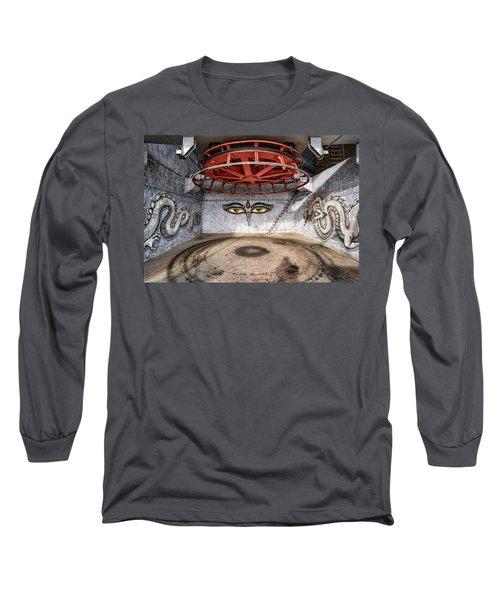 Ski Lift Turnaround Long Sleeve T-Shirt