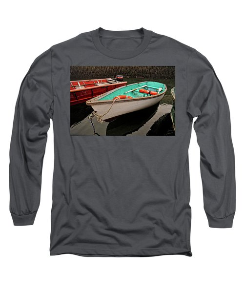 Skiffs Long Sleeve T-Shirt
