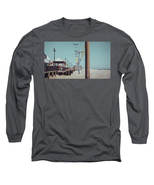Sky Ride Long Sleeve T-Shirt