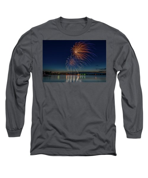 Small Town 4th Long Sleeve T-Shirt