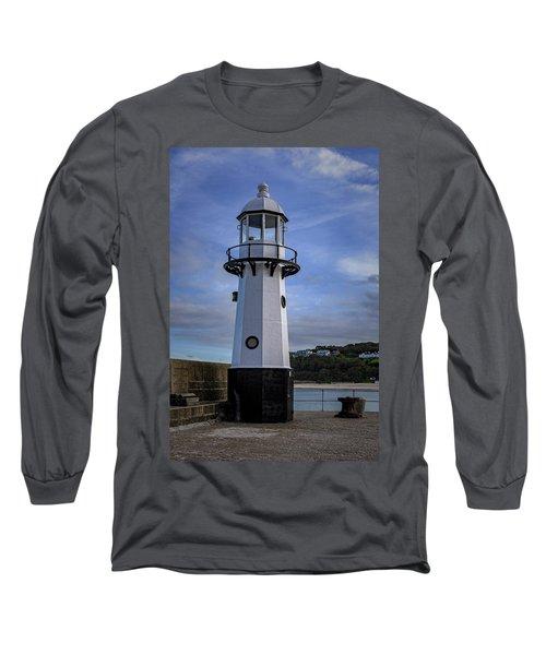 Smeaton's Pier Lighthouse Long Sleeve T-Shirt