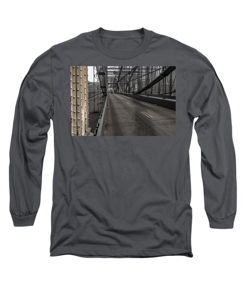 Smithfield Street Bridge Long Sleeve T-Shirt