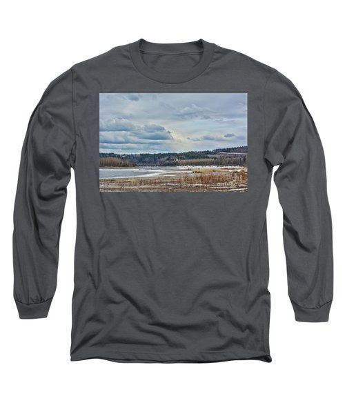 Smooth Landing  Long Sleeve T-Shirt
