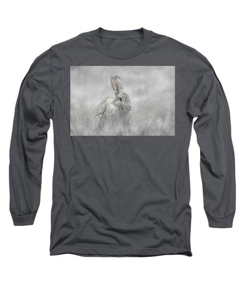 Snow Bunny Long Sleeve T-Shirt