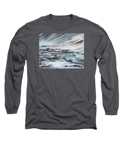 Snow Flow Long Sleeve T-Shirt