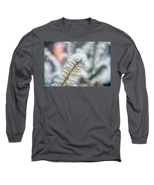 Snow Needle Long Sleeve T-Shirt