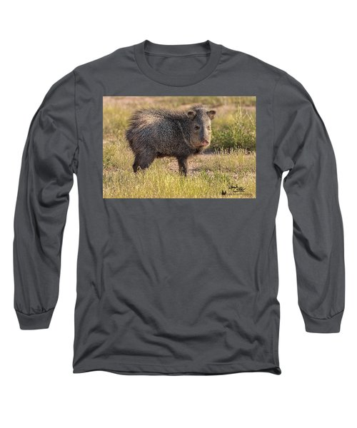 Solo Javelina Long Sleeve T-Shirt