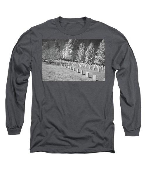 Somber Scene Long Sleeve T-Shirt