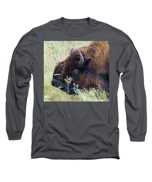 Someone To Watch Over Me Long Sleeve T-Shirt