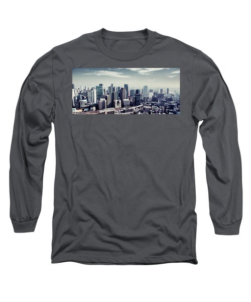 Somewhere In Japan Long Sleeve T-Shirt