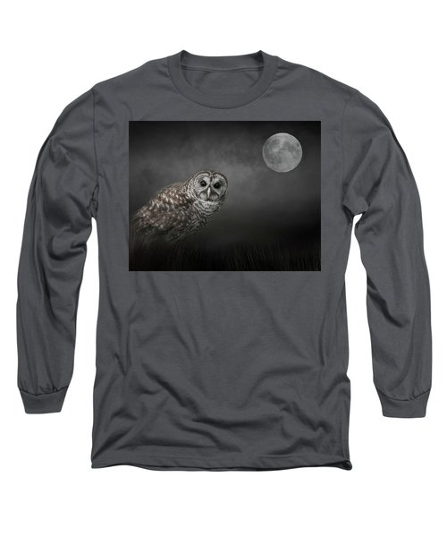 Soul Of The Moon Long Sleeve T-Shirt