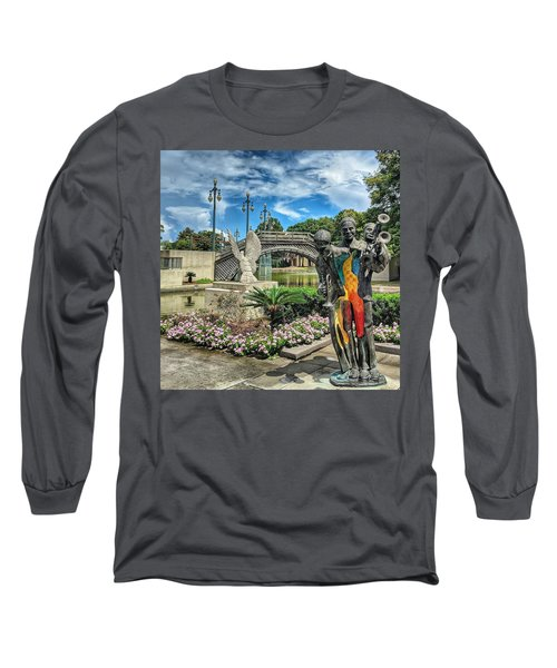Sounds Of Nola Long Sleeve T-Shirt