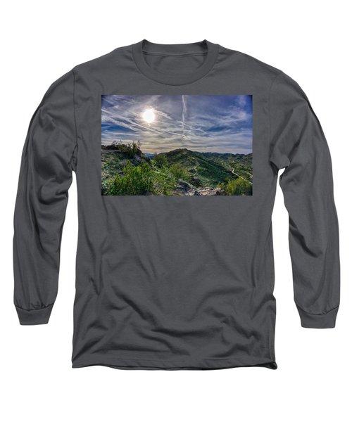 South Mountain Depth Long Sleeve T-Shirt