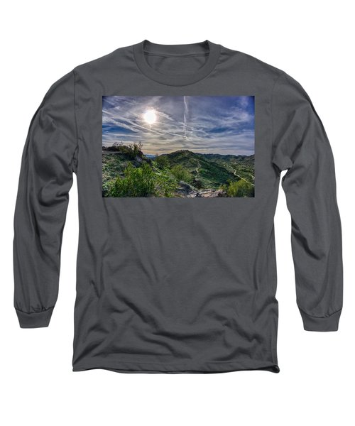 South Mountain Depth Long Sleeve T-Shirt