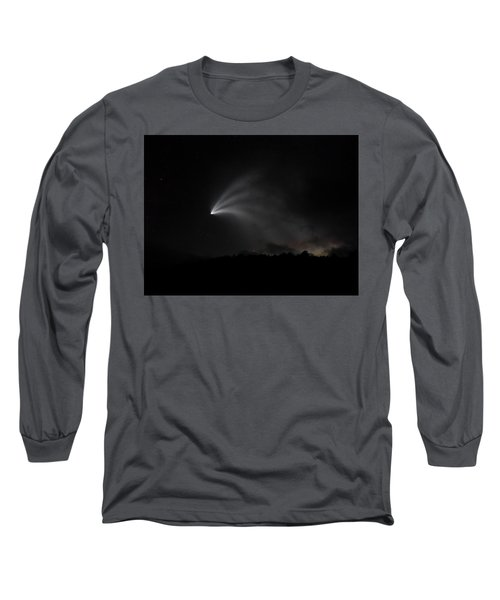 Space X Rocket Long Sleeve T-Shirt