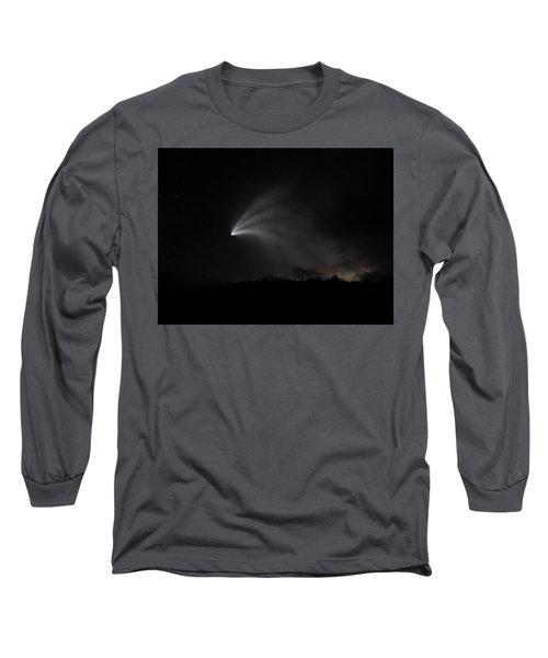 Space X Rocket Long Sleeve T-Shirt