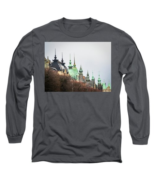 Spires Of Stockholm Long Sleeve T-Shirt