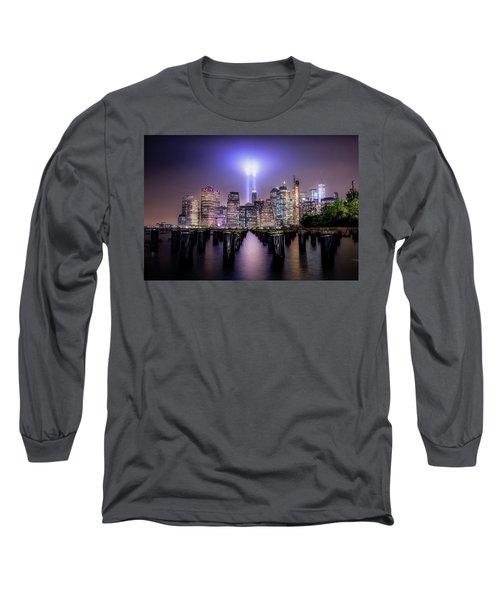 Spirit Of New York II Long Sleeve T-Shirt