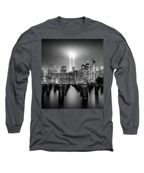 Spirit Of New York Long Sleeve T-Shirt