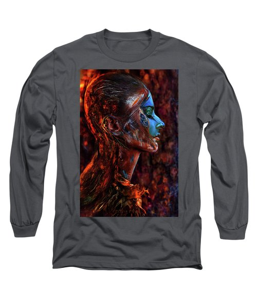 Spirit Of The Woods Long Sleeve T-Shirt