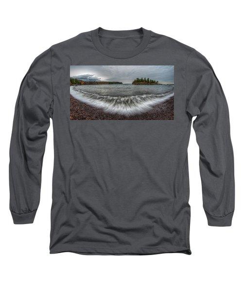 Split Rock Lighthouse State Park Long Sleeve T-Shirt