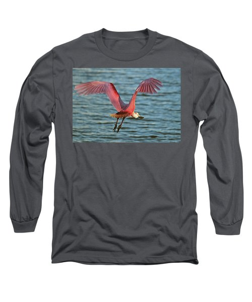 Spoonbill Maestro  Long Sleeve T-Shirt