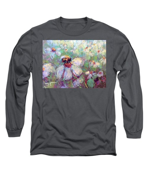 Spring Bee Long Sleeve T-Shirt