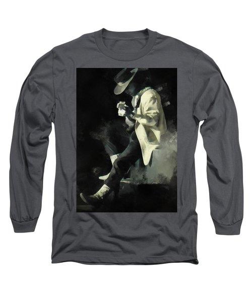 Srv Yellow Blazer Long Sleeve T-Shirt