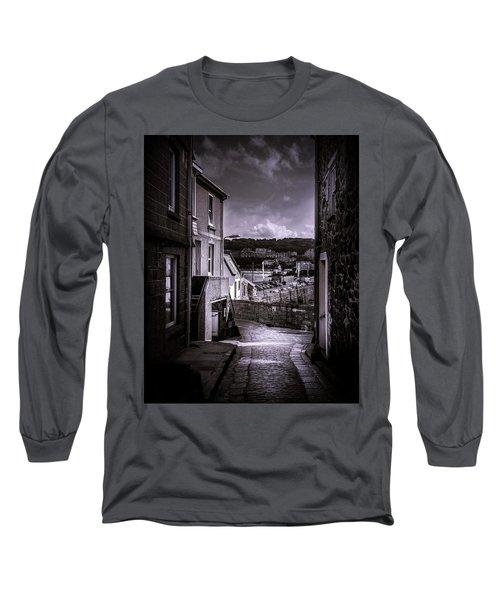 St Ives Street Long Sleeve T-Shirt