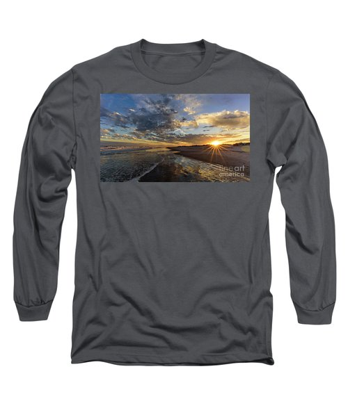 Star Point Long Sleeve T-Shirt