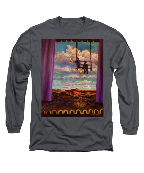 Starry Day Long Sleeve T-Shirt