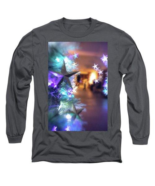Stary Night 1 Long Sleeve T-Shirt