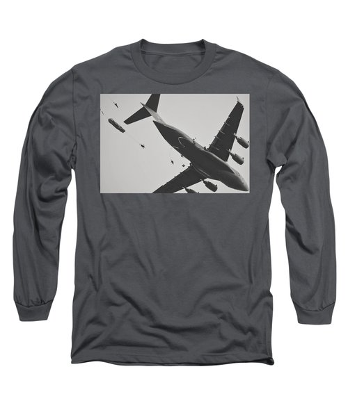82nd Airbourne Long Sleeve T-Shirt