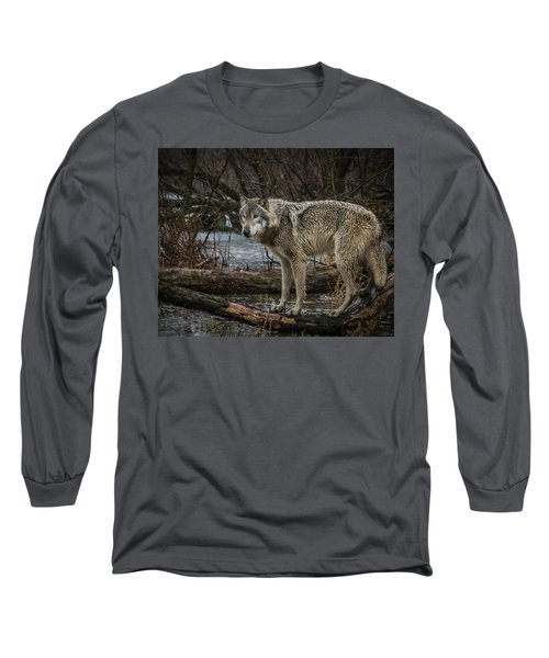 Stay Dry Long Sleeve T-Shirt