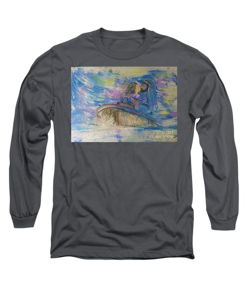 Staying The Course Long Sleeve T-Shirt