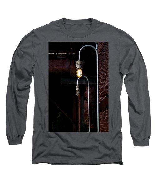 Steel City Lights Long Sleeve T-Shirt