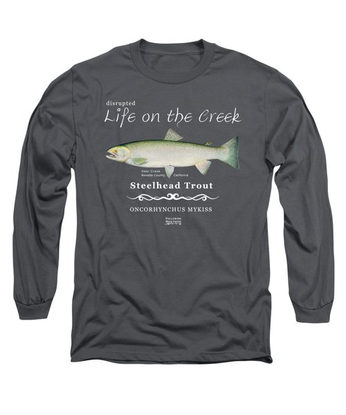 Steelhead Trout Long Sleeve T-Shirt